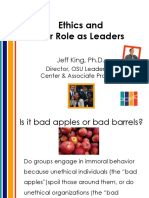 Ethical Leadership Purdue LEADERSHIP CONFERENCE Ppt (1)