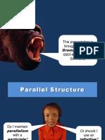 1. Chompchomp - Parallelism