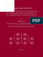 Regna Et Gentes, Ed. H. W. Goetz, J. Jarnut, W. Pohl (2003)_Part1