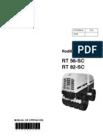 Manual de Operación Rt82