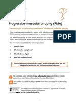 02D Progressive Muscular Atrophy
