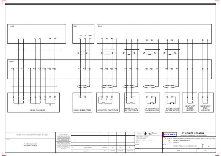 Wiring Diagram Terminal Box 2