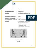 Informe - Leyes Del Movimiento de Newton