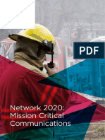 Network 2020 Mission Critical Communications