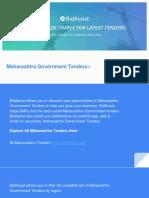 Maharashtra Tenders - BidAssist.pptx