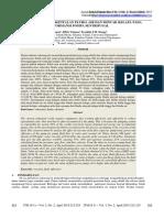 140657 ID Analisis Pengaruh Kekentalan Fluida Air