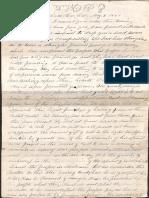 Ellen G. White Letter to John Orr Corliss