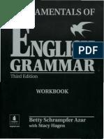 Azar Fundamentals of English Gramma