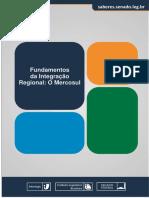 Curso Fundamentos Da Integração Regional O MERCOSUL