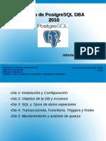 CURSO DE POSTGRESQL 2010.pdf