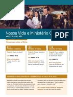 APOSTILA DA REUNIÃO VIDA E MINISTÉRIO