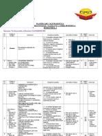 Planificare Calendaristica Cls 6