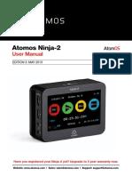 Ninja2 User Manual V3 May 2013