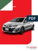 Manual Toyota Yaris