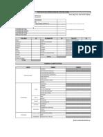 Protocolo de Codificación Test Del Rosal