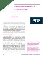 Metodos Basicos De Previsao De Series Temporais No Excel