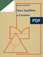 Clifton G. Bergeron, Subhash H. Risbud, Clifton G. Bereron - Introduction to Phase Equilibria in Ceramics (1984, Amer Ceramic Society).pdf