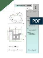 Appunti-di-costruzioni- Vettori e Geometria Delle Masse
