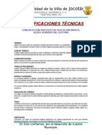445630@Especificaciones Tecnicas Guareruche