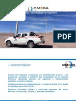 Presentación Omega-bolivia Srl