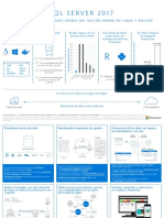 SQL Server 2017 Datasheet ES-ES