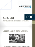 SUICIDIO  Miguel Sanchez Fernandez – Psiquiatra
