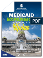 Pa. DHS Medicaid Report
