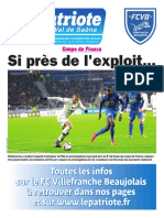 Villefranche - PSG