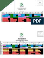 Horário Geral ECA 2019 - 1o Semestre