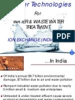 Water Treatnment