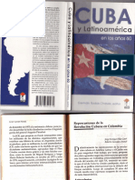 Repercusiones de la Revolución Cubana en Colombia