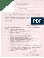 Remuneration of Contract Employee Under Govt of Mizoram