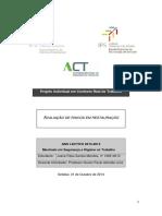 Avaliação de riscos em restauração_projecto final.pdf