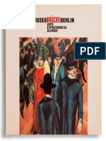 Museo Brücke Berlín. Arte Expresionista Alemán