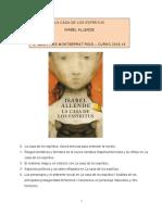 Apuntes Isabel Allende