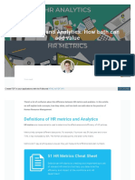 Blog Hr Metrics and Analytics
