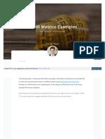 Blog 14 Hr Metrics Examples