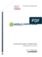 Plan Sqa - World Computers