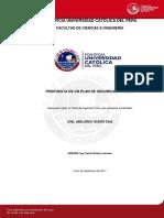 Quispe Diaz Joel Plan Seguridad Salud