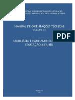 Volume VII - Mobiliário e Equipamento Escolar_R00