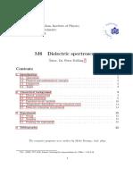 Dielectric spectroscopy_Peter Fr¨ubing