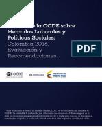 Estudio OECD Sobre Mercados Laborales y Politicas Sociales_Colombia2016