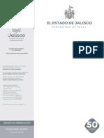 Decreto gobierno de jalisco