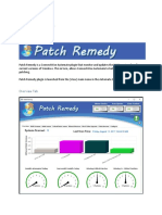 PatchRemedy Documentation Project