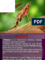 Malaria Publisshed