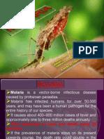 Malaria Publisshed