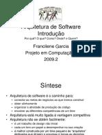 Arquitetura de Software_Set2009