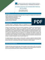 PRODUCCIÓN DE ÁCIDO ACÉTICO VIA OXIDACIÓN PARCIAL DE ETILENO (ASPEN)