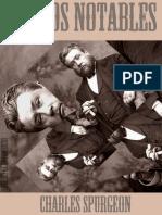 Hechos Notables de Charles Spurgeon