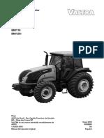 Tractores Valtra Serie BM 100 y Mas
